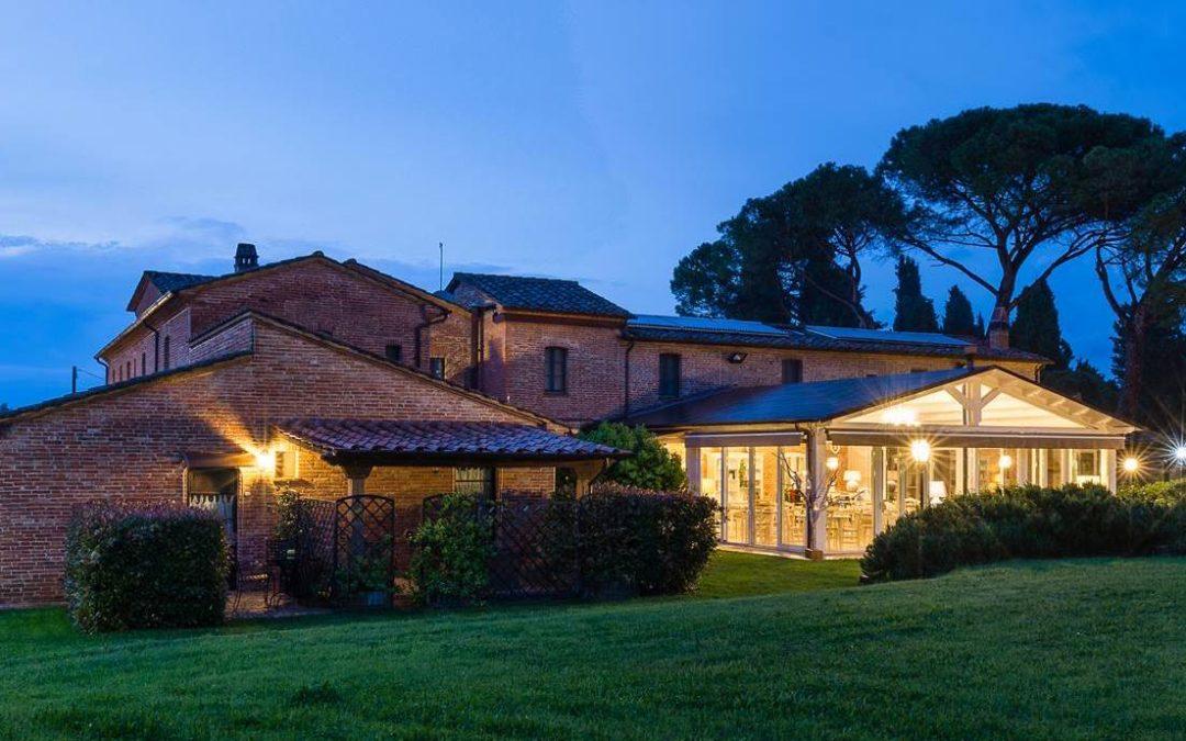 Vacanze relax in Umbria: scegli l'agriturismo Torri di Porsenna