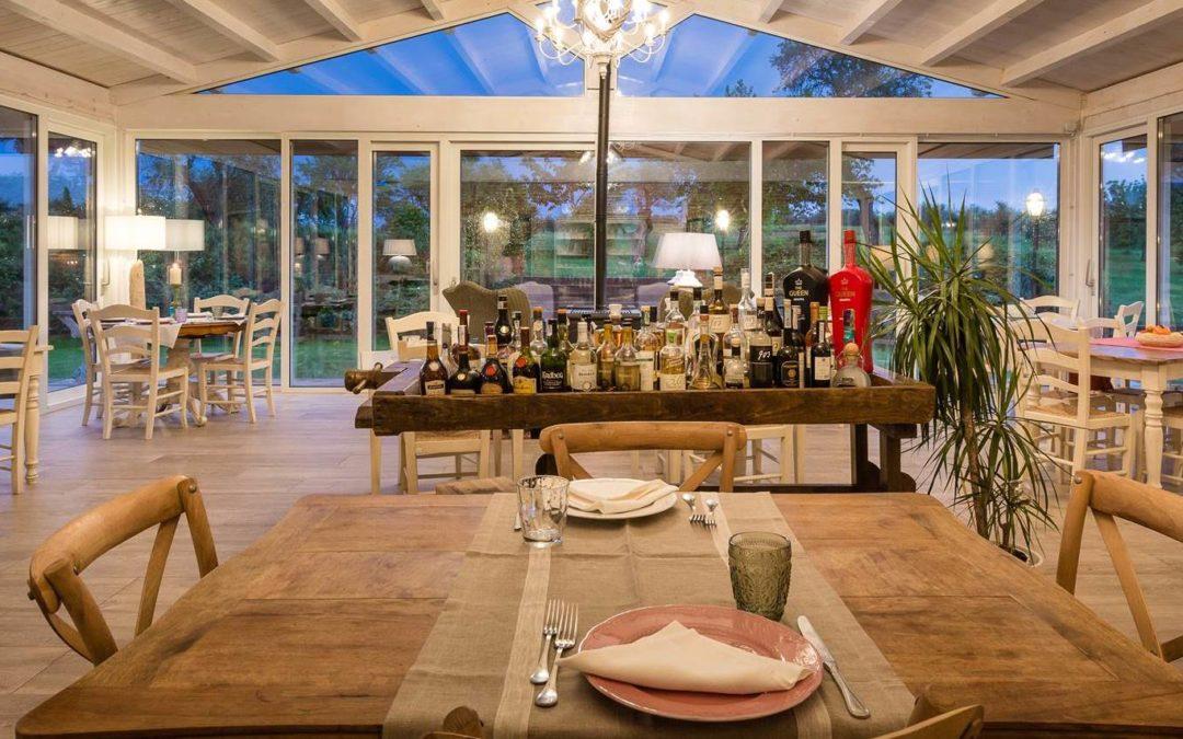 Agriturismo con piscina Torri di Porsenna dove vivi una vacanza da sogno