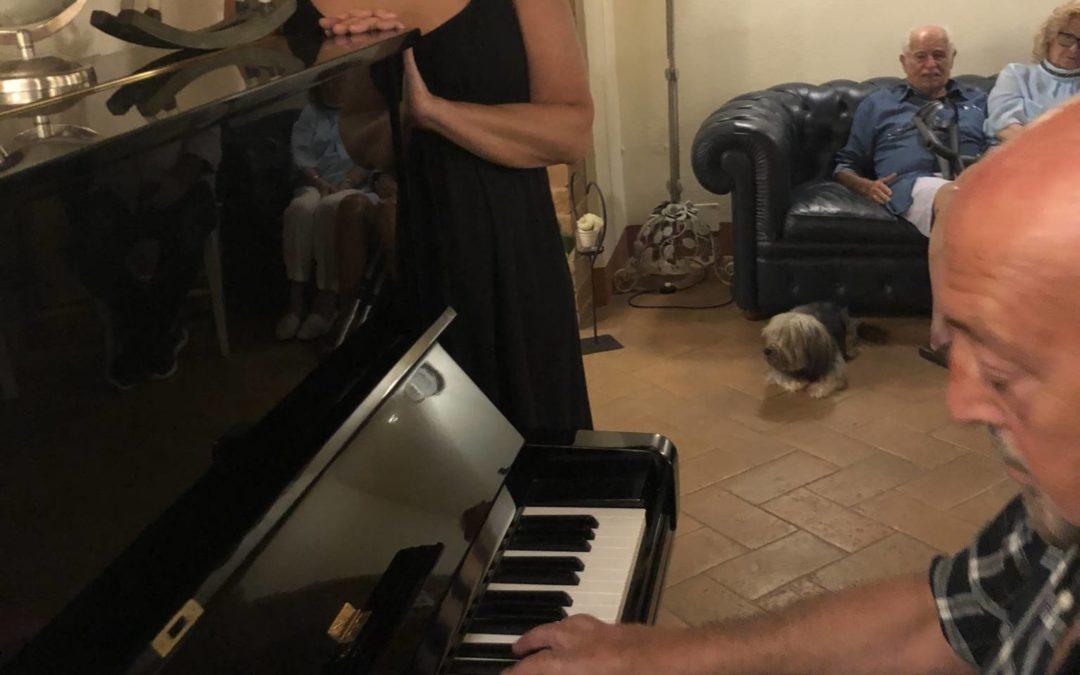Serata al pianoforte